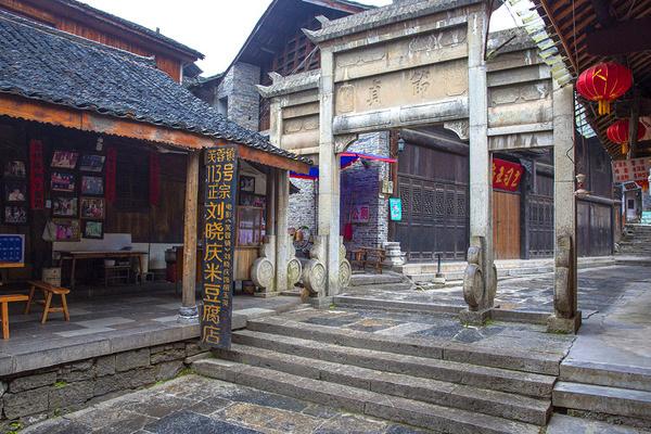 芙蓉镇米豆腐